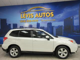 Used 2015 Subaru Forester AUTOMATIQUE AWD 140900KM JAMAIS ACCIDENT for sale in Lévis, QC