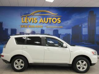 Used 2012 Mitsubishi Outlander LS V-6 3.0 LITRES 7 PASSAGERS SEULEMENT for sale in Lévis, QC