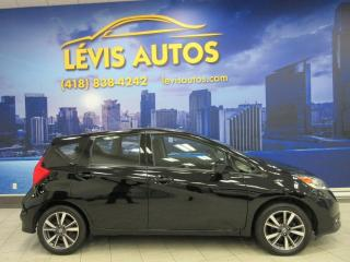 Used 2017 Nissan Versa Note SL 73200KM AUTOMATIQUE/AIR/GPS NAVI/CAME for sale in Lévis, QC