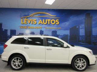 Used 2014 Dodge Journey R/T AWD GPS NAVIGATION CUIR 7 PASSAGERS for sale in Lévis, QC
