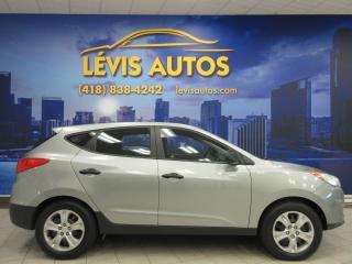 Used 2012 Hyundai Tucson GL AWD SIEGE CHAUFFANT BLUETOOTH 132500 for sale in Lévis, QC