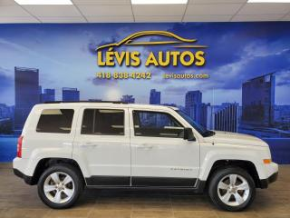 Used 2011 Jeep Patriot 4X4 NORTH TOUT EQUIPE 136800KM BANC CHAU for sale in Lévis, QC