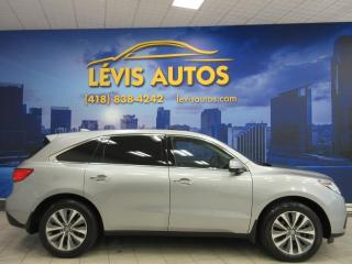 Used 2016 Acura MDX TECHNOLOGIE PACKAGE TV/DVD SEULEMENT 702 for sale in Lévis, QC