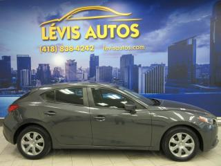Used 2015 Mazda MAZDA3 SPORT GX AIR-CLIMATISÉ 6 VITESSE 99700 K for sale in Lévis, QC