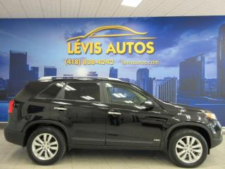 Used 2011 Kia Sorento EX AWD CUIR CHAUFFANT SEULEMENT 124600 K for sale in Lévis, QC