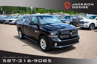Used 2014 RAM 1500 Sport - Sunroof, Rear View Camera, NAV for sale in Medicine Hat, AB