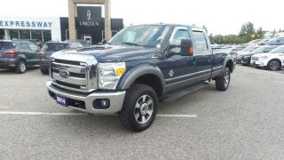 Used 2014 Ford F-350 Super Duty SRW Lariat for sale in New Hamburg, ON
