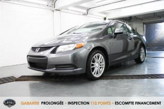 Used 2012 Honda Civic Manuelle LX coupe for sale in Québec, QC