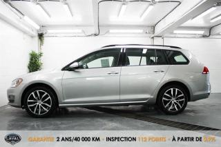 Used 2016 Volkswagen Golf Manuelle Comfortline 1.8 TSi + toit + Nav for sale in Québec, QC