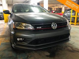 Used 2017 Volkswagen Jetta RESERVÉ GLI 2.0L TSI + GPS + Keyless for sale in Québec, QC