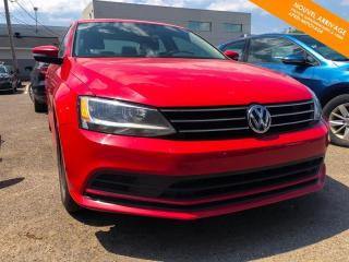 Used 2016 Volkswagen Jetta Man Trendline 1.4 TSI + Bas Kilo + Caméra for sale in Québec, QC