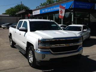 Used 2018 Chevrolet Silverado 1500 1LT RUNNING BOARDS, PWR HEATED SEATS, BACKUP CAM!! for sale in North Bay, ON