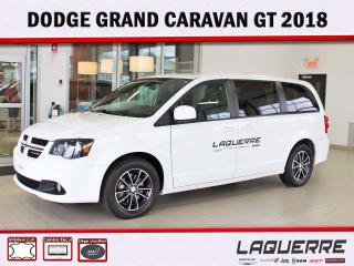 Used 2018 Dodge Grand Caravan GT for sale in Victoriaville, QC