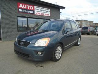 Used 2012 Kia Rondo EX for sale in St-Hubert, QC