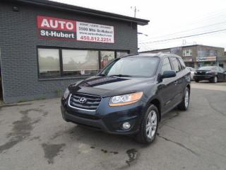 Used 2010 Hyundai Santa Fe Sport HYUNDAI SANTA FE 2010 for sale in St-Hubert, QC