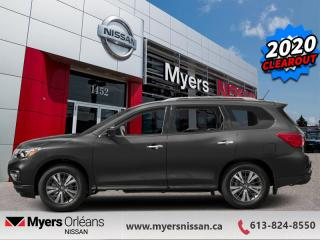 New 2020 Nissan Pathfinder SL Premium  - Sunroof -  Navigation - $288 B/W for sale in Orleans, ON