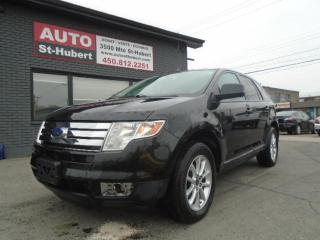 Used 2010 Ford Edge SEL AWD for sale in St-Hubert, QC