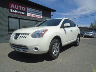 Used 2010 Nissan Rogue NISSAN ROGUE AWD 2010 for sale in St-Hubert, QC
