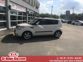Used 2010 Kia Soul Soul 2u manuelle for sale in Shawinigan, QC