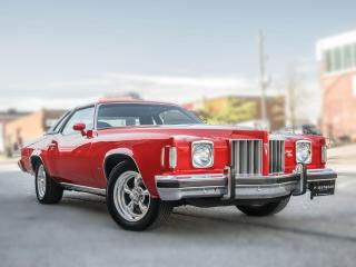Used 1975 Pontiac Grand Prix for sale in Toronto, ON