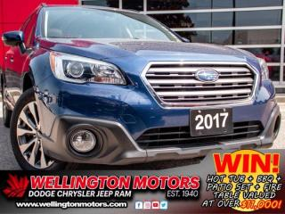 Used 2017 Subaru Outback 2.5i Premier w/Tech Pkg >>> AWD !! for sale in Guelph, ON