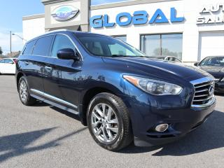 Used 2015 Infiniti QX60 for sale in Ottawa, ON