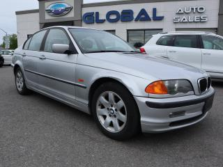 Used 2001 BMW 3 Series 320i for sale in Ottawa, ON