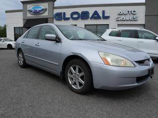 Used 2004 Honda Accord EXL EX for sale in Ottawa, ON
