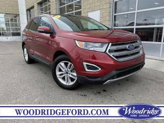 Used 2017 Ford Edge SEL for sale in Calgary, AB