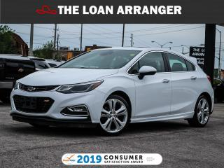 Used 2017 Chevrolet Cruze for sale in Barrie, ON