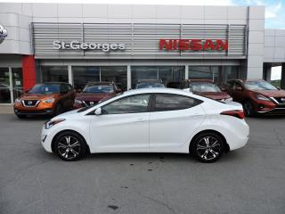 Used 2016 Hyundai Elantra Berline 4 portes, boîte automatique, GL for sale in St-Georges, QC