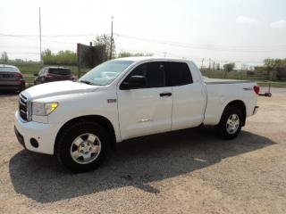 Used 2013 Toyota Tundra for sale in Winnipeg, MB