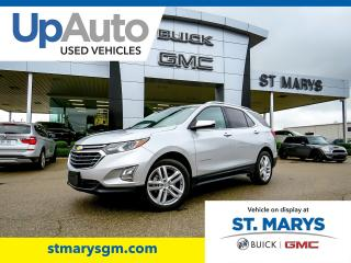 Used 2020 Chevrolet Equinox Premier AWD for sale in St. Marys, ON