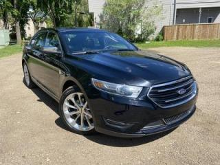 Used 2017 Ford Taurus Limited   Heated/Cooled Seats   Remote Start for sale in Edmonton, AB