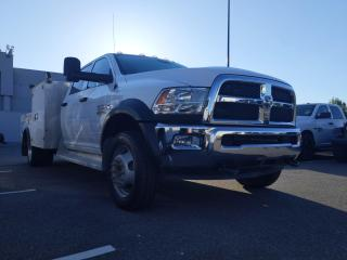 Used 2015 RAM 5500 Chassis ST/SLT/Laramie Backup Camera / Bluetooth / Work Truck for sale in Surrey, BC