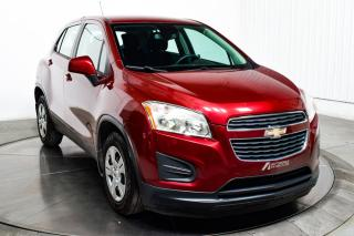 Used 2015 Chevrolet Trax LS A/C BLUETOOTH for sale in Île-Perrot, QC