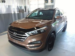 Used 2017 Hyundai Tucson **LUXURY**GPS**CUIR** for sale in Val-d'Or, QC