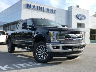Used 2018 Ford F-350 Lariat LOCAL BC, 1-OWNER, NO ACCIDENTS, DIESEL, MOONROOF, NAV, LOADED for sale in Surrey, BC