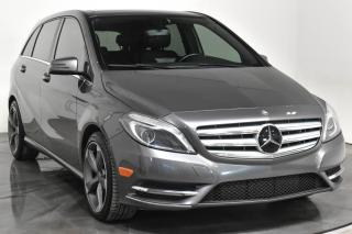 Used 2014 Mercedes-Benz B-Class SPORTS TOURER CUIR TOIT PANO MAGS for sale in Île-Perrot, QC