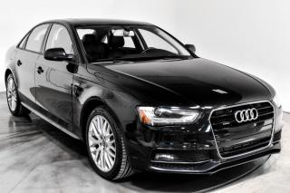 Used 2015 Audi A4 KOMFORT QUATTRO  CUIR TOIT MAGS for sale in Île-Perrot, QC