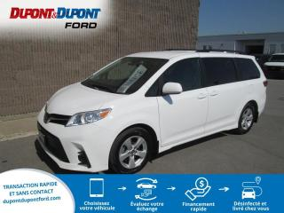 Used 2019 Toyota Sienna LE TA 8 places for sale in Gatineau, QC