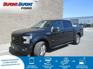 Used 2017 Ford F-150 Cab SuperCrew 4RM 145 po XLT SPORT NAVIG for sale in Gatineau, QC