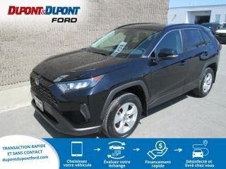 Used 2019 Toyota RAV4 LE TI for sale in Gatineau, QC