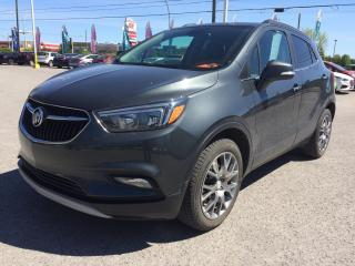 Used 2017 Buick Encore AWD 4dr Sport Touring for sale in Gatineau, QC