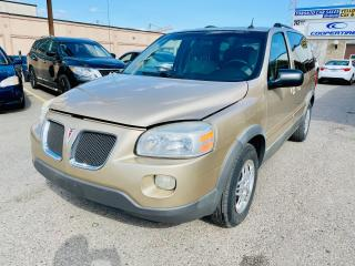 Used 2005 Pontiac Montana w/1SB CERTIFIED $2999 for sale in Brampton, ON