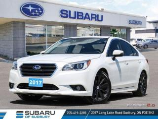 Used 2017 Subaru Legacy 2.5i  - BEST AWD IN THE MARKET - BACK UP CAMERA ! for sale in Sudbury, ON