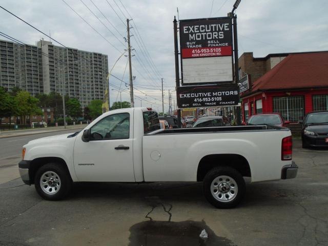 2013 GMC Sierra 1500 WT/ CLEAN / RWD / LONG BOX / CERTIFIED /