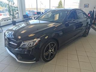 Used 2016 Mercedes-Benz C450 C 450 AMG / 4MATIC / TOIT PANORAMIQUE / for sale in Sherbrooke, QC