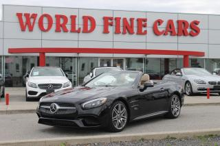 Used 2020 Mercedes-Benz SL 550 | *LOW* Mileage | LOADED | 440+ HP! for sale in Etobicoke, ON