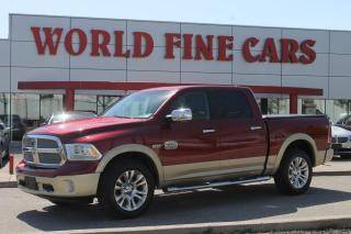 Used 2013 RAM 1500 Laramie Longhorn | *Accident Free* | Ontario Local! for sale in Etobicoke, ON